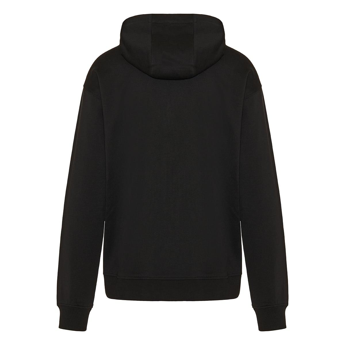 La Greca logo zipper hoodie