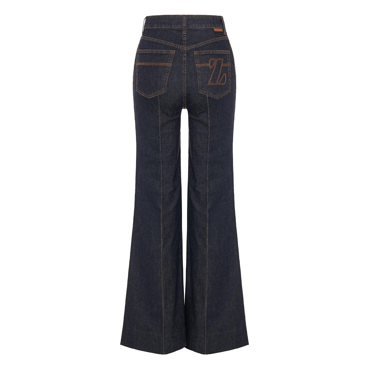Concert super flare jeans