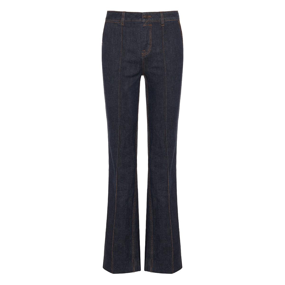 Concert straight-leg jeans