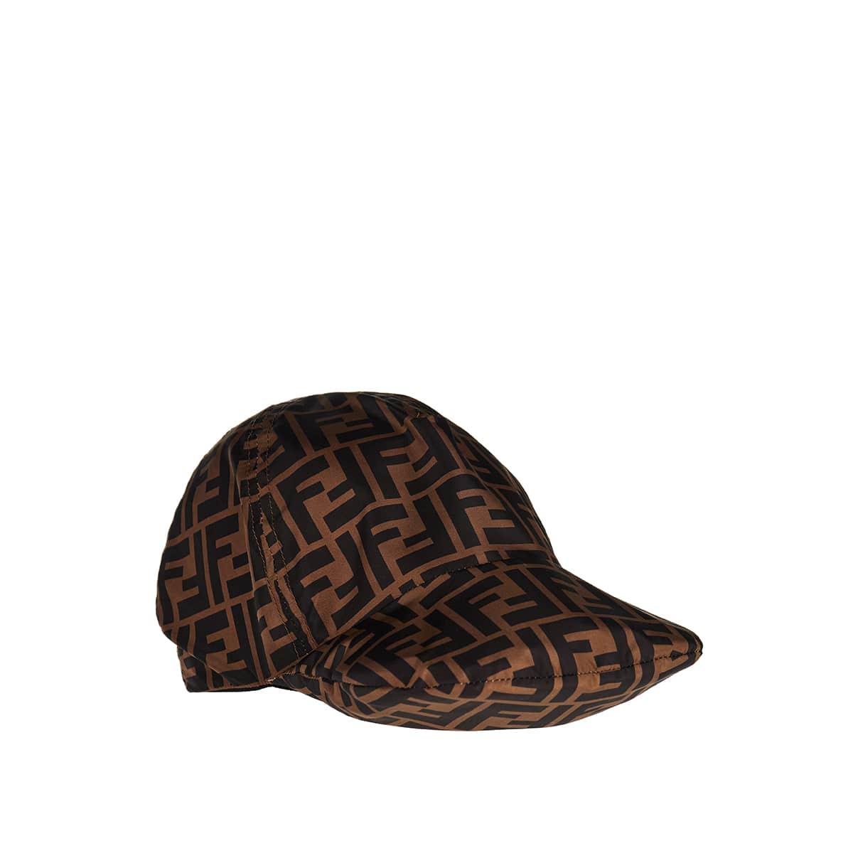 FF drawstring nylon cap