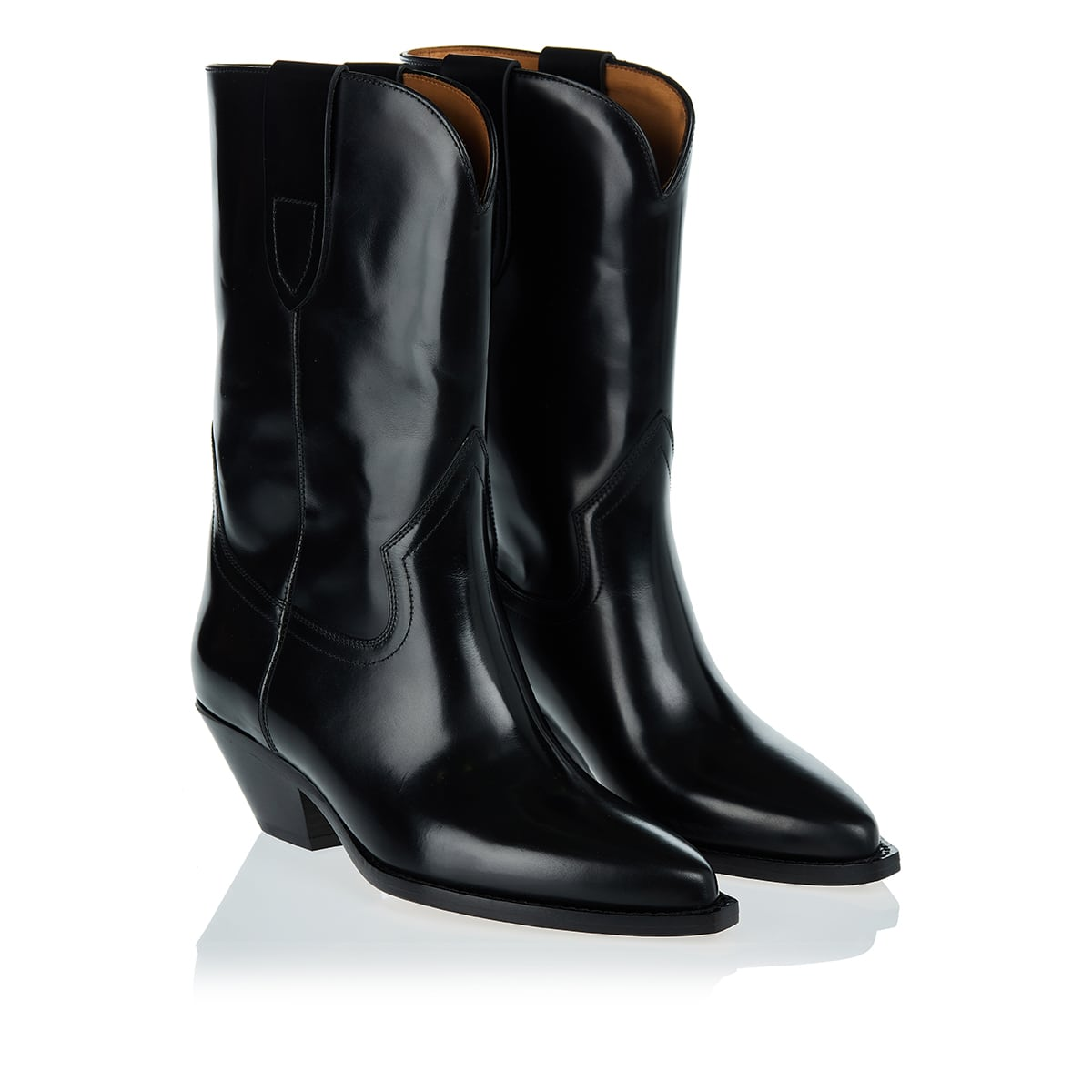 Dahope leather Western boots