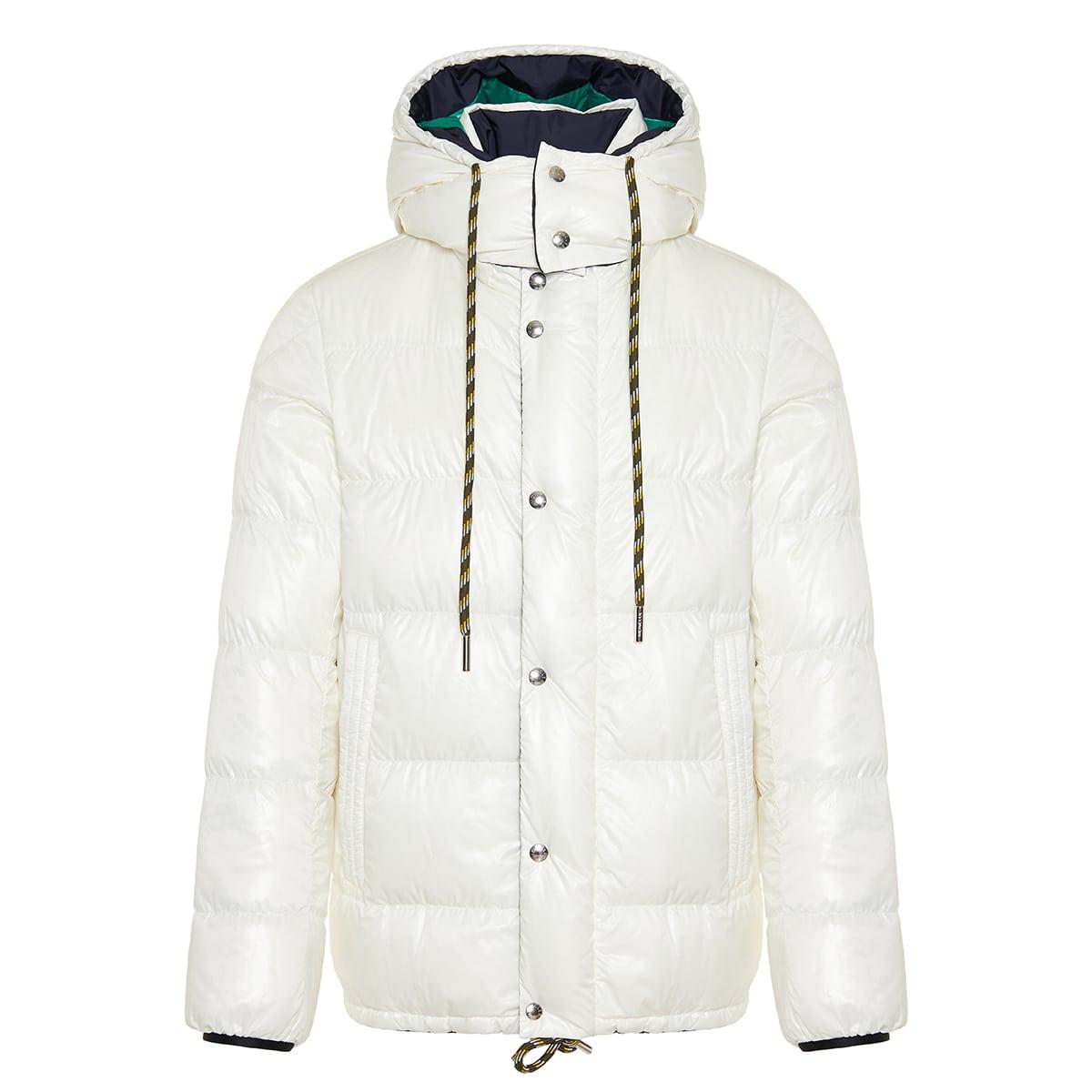 Etievant reversible puffer jacket