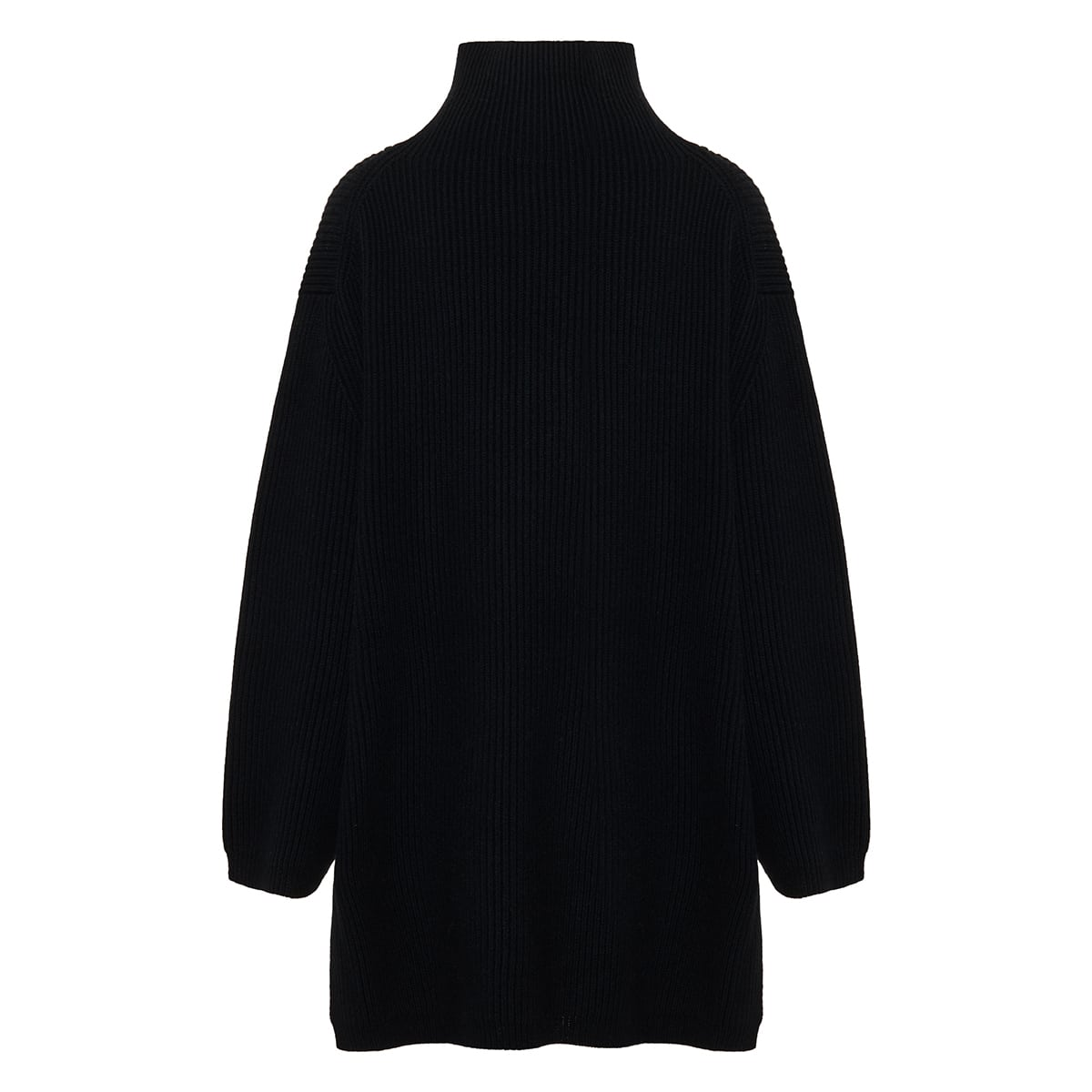 Oversized rib-knit sweater