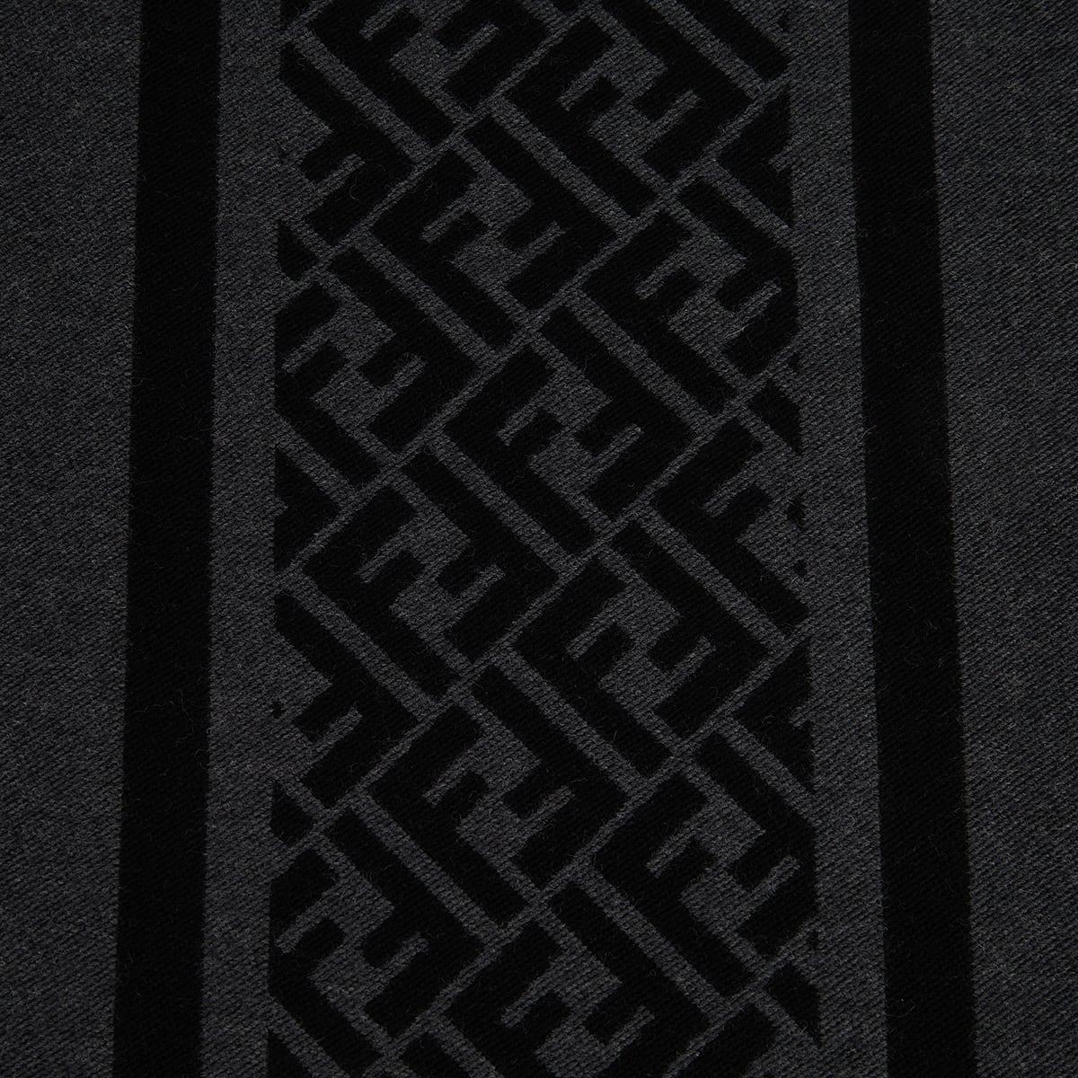FF wool-silk scarf